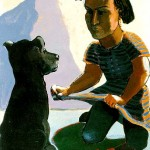 Paula Rego 1 lifting skirt 150x150 60% OFF ALL CUSTOM FRAMING*