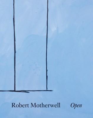 Robert Motherwell Open bookcover 315x400 Empujamos juntos el marco de la puerta cuesta arriba hacia La Puerta del Sol!