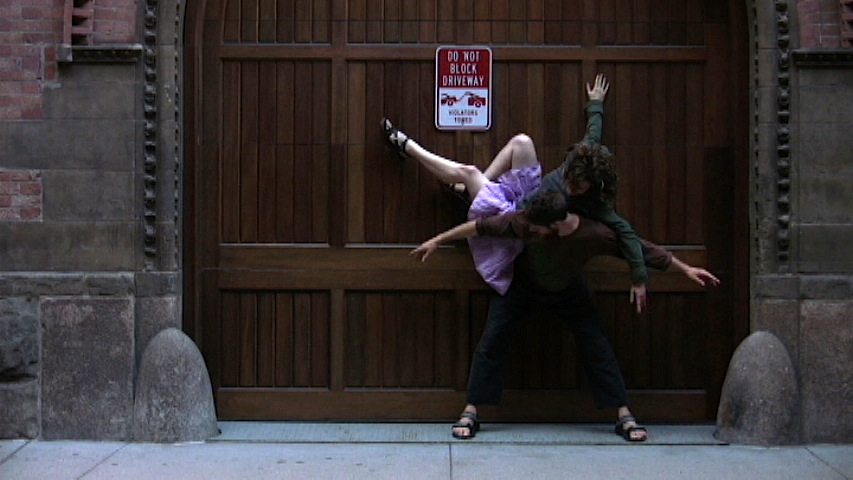 Eryn Rosenthal and Ashley Macqueen, by Ned Myerberg