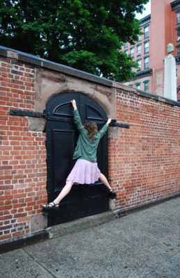 Photo of Eryn Rosenthal by Rob Sanchez