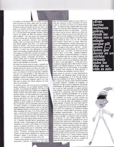 Quechu y los zancos p3 464x600 Eso, decían, yo quiero hacer eso: Quechu y los zancos