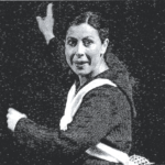 Roberta Biagiarelli by Carles Castro   La Vanguardia   9jun02