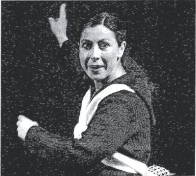 Roberta Biagiarelli by Carles Castro | La Vanguardia | 9jun02